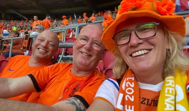 <p>Bob van der Hulst en Jan van der Vlies. </p>