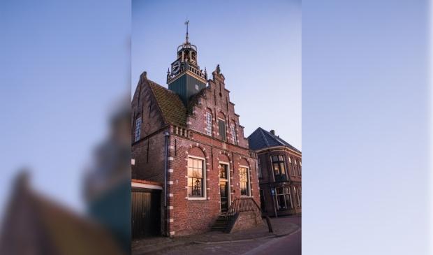 <p>Rijksmonument raadhuis in Barsingerhorn.</p>