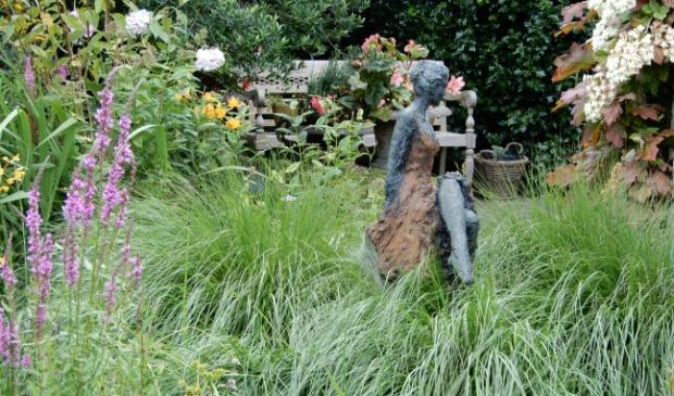 <p>Genieten van kunst en natuur in tuinen in de Kop van Noord-Holland.</p>