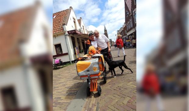 <p>Voorstraat Egmond</p>