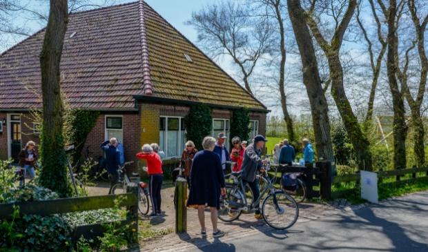De stolp in Westerland waarin het Tweede Thuis moet gaan komen.