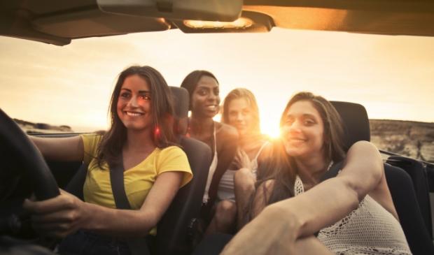 <p>Met de auto op vakantie geeft je veel vrijheid.</p>