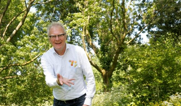 <p>Duizenden bloemzaden om bij te dragen aan een duurzame waterketen.</p>