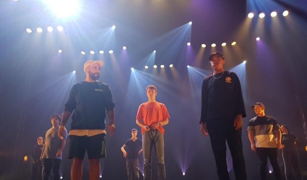 Kijkje bij de afgelopen repetities. (Foto: aangeleverd) © rodi