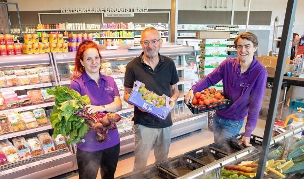 <p>De uitgebreide versafdeling is een ware blikvanger in de vernieuwde EkoPlaza in winkelcentrum Middenwaard.</p>