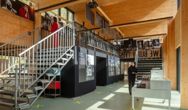 <p>Het Van Eesteren Museum is weer open.</p>