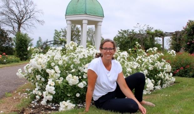 <p>Annelien van Campen (35) staat relaxed in het leven. ,,Ik doe wat ik kan en dat voelt goed.&quot;</p>