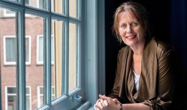 <p>Burgemeester Anja Schouten.&nbsp;</p>