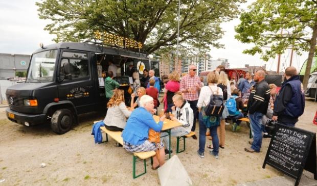 <p>De kans dat er ooit weer een Foodfestival in de Zaanbocht wordt gehouden is klein.</p>