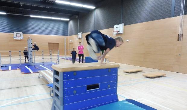 <p>SportFUN voor kinderen van 6 tot 14 jaar. </p>
