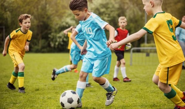 <p>Kinderen kunnen eindelijk weer sporten.&nbsp;</p>