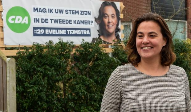 <p>Eveline Tijmstra deed onlangs een gooi naar een zetel in de Tweede Kamer. Zonder succes.&nbsp;</p>