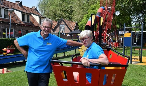 <p>Paul en Petra Botman runnen de speeltuin al jaren met heel veel plezier!</p>
