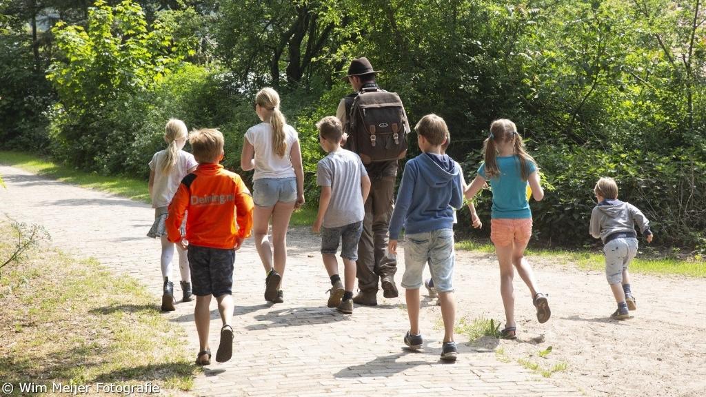Ga mee op pad met bosw8ter Evert-Jan en ontdek de natuur en je camera. ((Foto: Aangeleverd)) © rodi