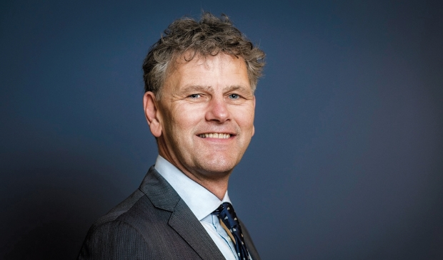 <p>Burgemeester Martijn Smit van Beverwijk.</p>