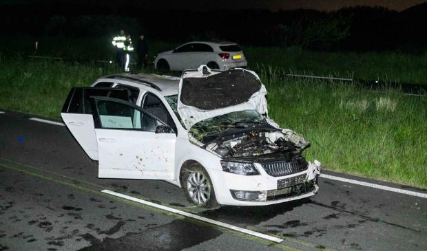 <p>Bij het dodelijke ongeval op de Zeeweg (N200) kwamen een 23-jarige vrouw uit Badhoevedorp en een 19-jarige vrouw uit Hoofddorp om. </p>