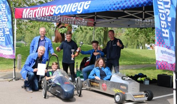 <p>De winnaars van de Track Day!&nbsp;</p>