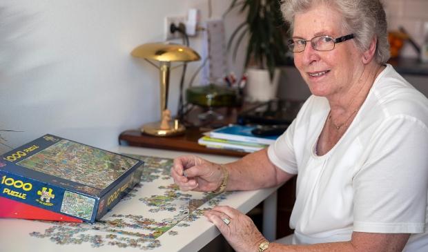 <p>Mevrouw van Vliet: &quot;Ik bewonder de zorg, hoor.&quot;&nbsp;</p>