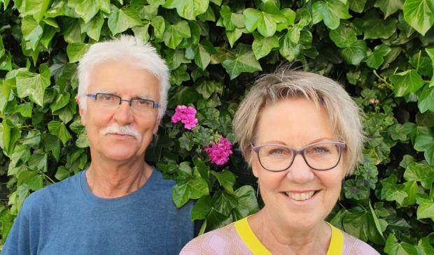 <p>Exposanten Willem & Marijke</p>