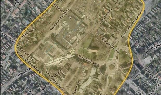 Het centrum van Heiloo verandert de komende jaren ingrijpend.
