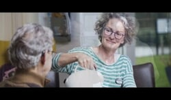 [VIDEO] Kooktoppers bij Hospice Schagen: Marianne en Martine