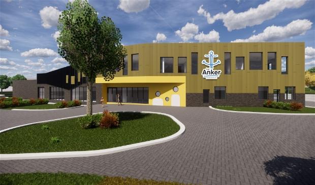 <p>Sfeerimpressie van Kindcentrum Het Anker, eerste kindcentrum in Enkhuizen.</p>