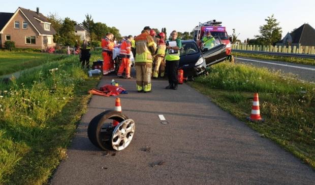 <p>De politie komt graag in contact met getuigen van het verkeersongeval op de Jaagweg. Meld u dan s.v.p. via 0900-8844.&nbsp;</p>