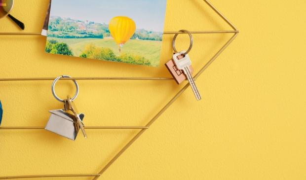 <p>Nooit meer je sleutels kwijt!</p>
