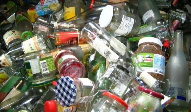 <p>Glas scheiden is belangrijk voor mens en milieu.&nbsp;</p>