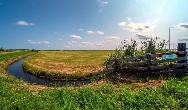 <p>Ook dit gebied in de gemeente Heiloo, pal naast de A9 hoort tot de Amsterdam Wetlands.</p>