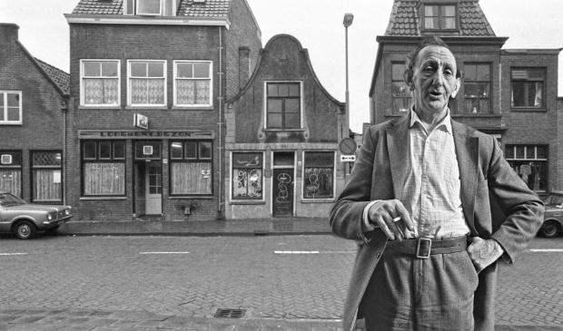 <p>Logement De Zon was gehuisvest in De Witstraat 28. </p>