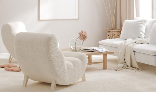 <p>Ga voor een knisperend wit interieur!</p>