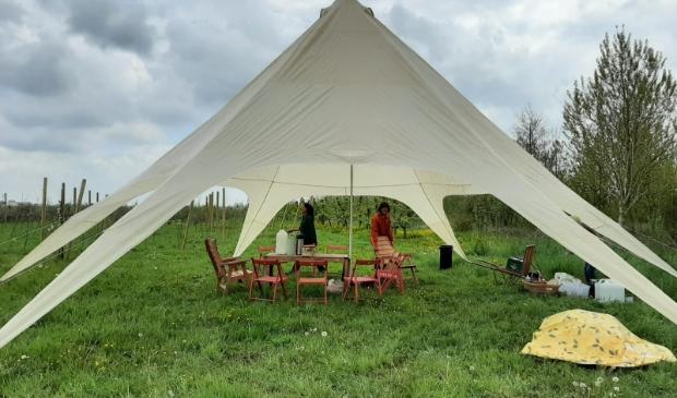 <p>E&eacute;n maand lang workshops op landgoed Rorik in Beverwijk.</p>