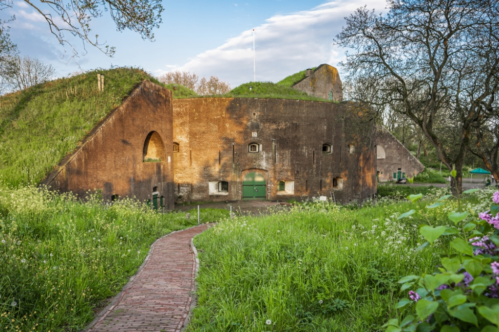 Fort Everdingen. (Foto: By Nomad) © rodi