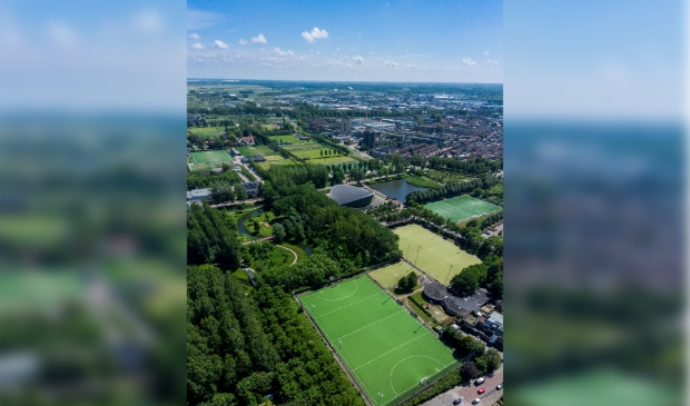 <p>Sportpark Adrichem.</p>