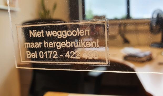 <p>In samenwerking met het Groene Hart Lyceum Technasium heeft Stichting Kringloop Alphen Project SPAT! opgezet.</p>