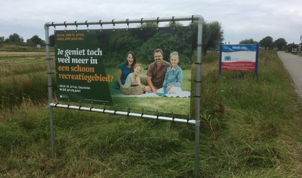 <p>De vijf recreatieschappen van Recreatie Noord-Holland starten gezamenlijk een zwerfafvalcampagne.</p>