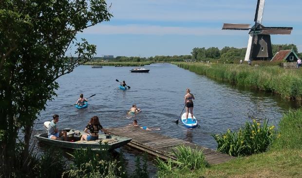Het Twiske, een prachtig stukje natuur in Noord-Holland.