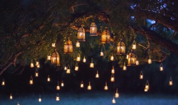 <p>Romantische avonden beleef je in de tuin.&nbsp;</p>
