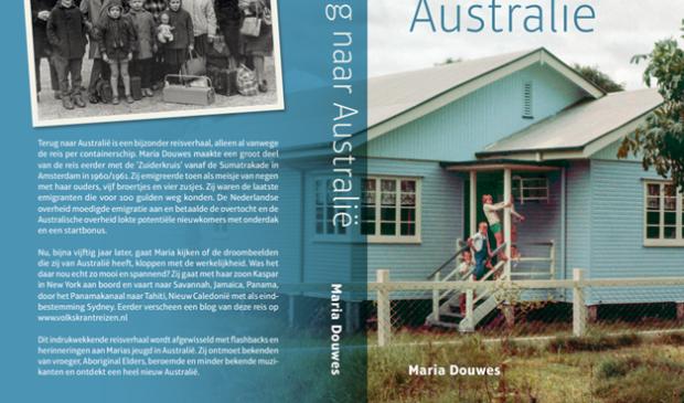 De cover van het boek 'Terug naar Australie'