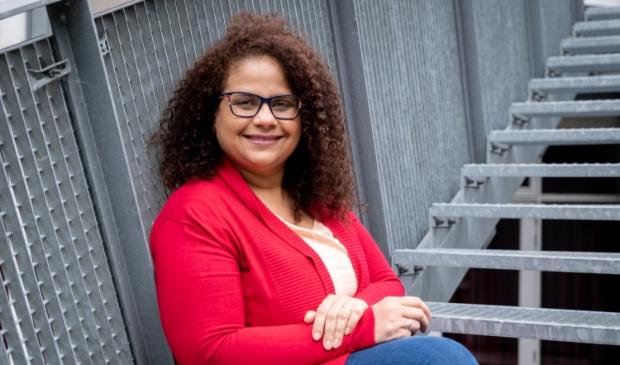 <p>Patricia Almeda da Silva Barendrecht van Road of Hope.</p>