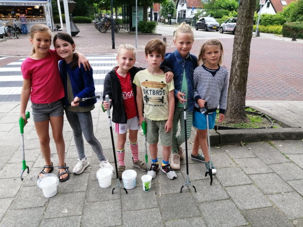 Kinderen doen ook mee. (Foto: Rodi Media/MvS) © rodi