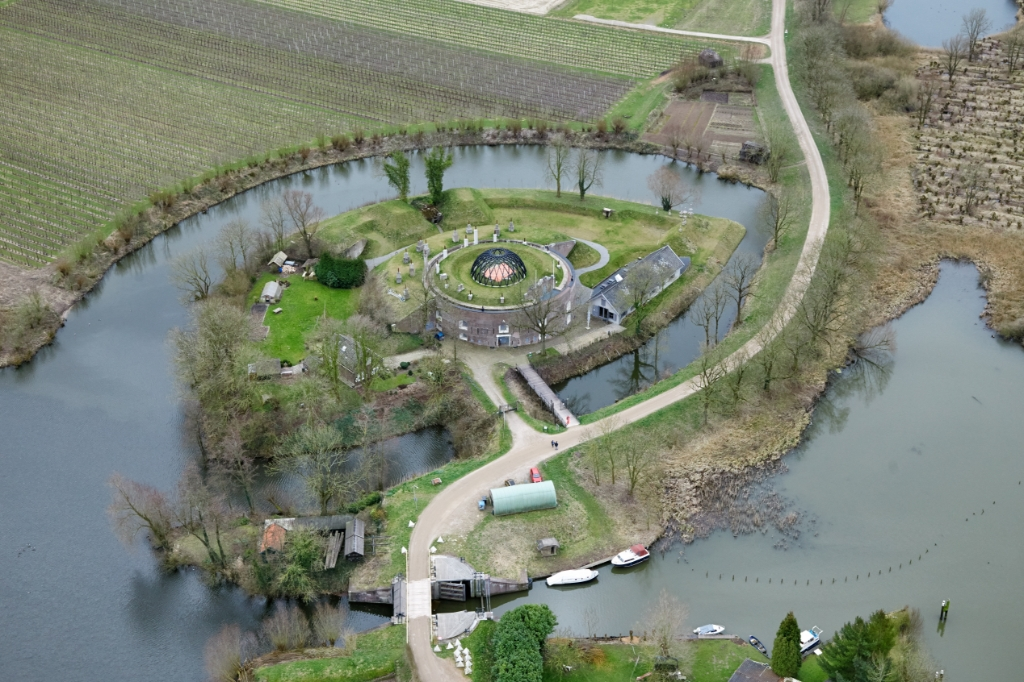 Fort Asperen. (Foto: Stichting Aquarius) © rodi