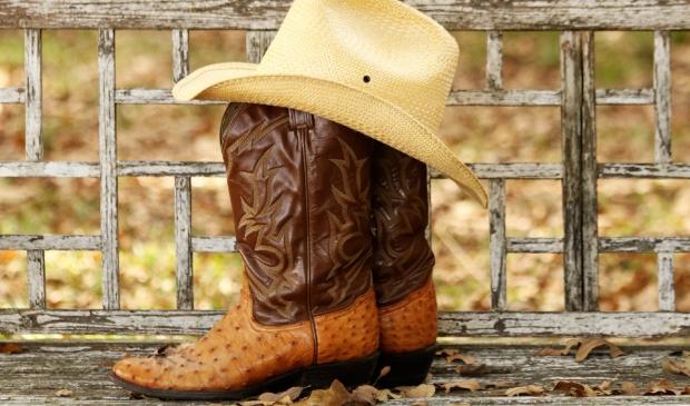 <p>Pak je cowboylaarzen maar alvast en je hoed!</p>