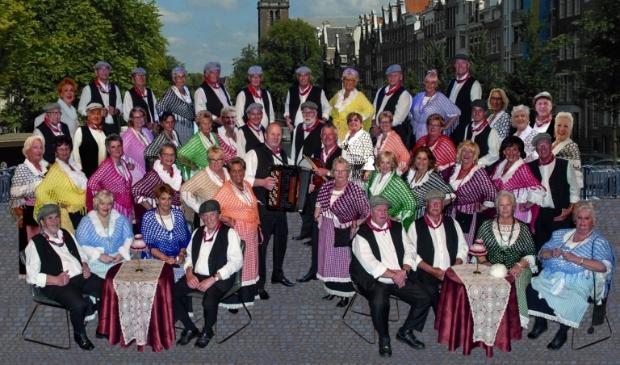 <p>Het Amsterdams Volkskoor verzorgt 8 augustus &#39;Een middagje Amsterdam&#39; in de kerk van Beets.</p>