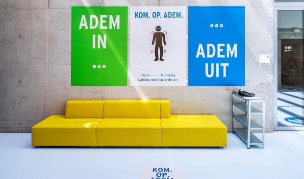 <p>Art Healing Audiotour door het Stedelijk Museum.</p>