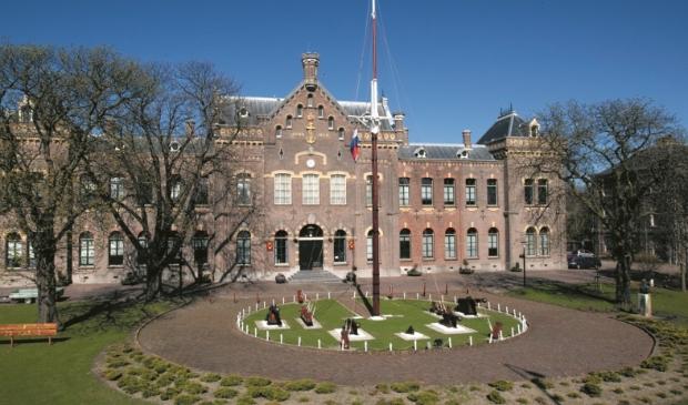 <p>Monument &#39;Voor hen die vielen&#39; in Den Helder.</p>