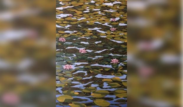 <p>Tarja Laine exposeert van 30 juli tot en met 22 augustus in de kerk van Zuiderwoude.&nbsp;</p>