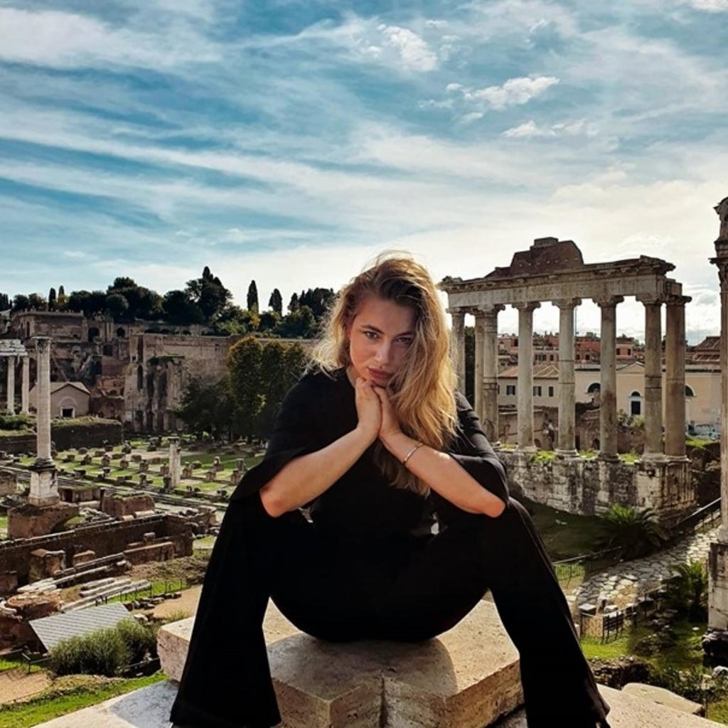Heerlijk even ontspannen in Rome. ((Foto:BNNVARA)) © rodi