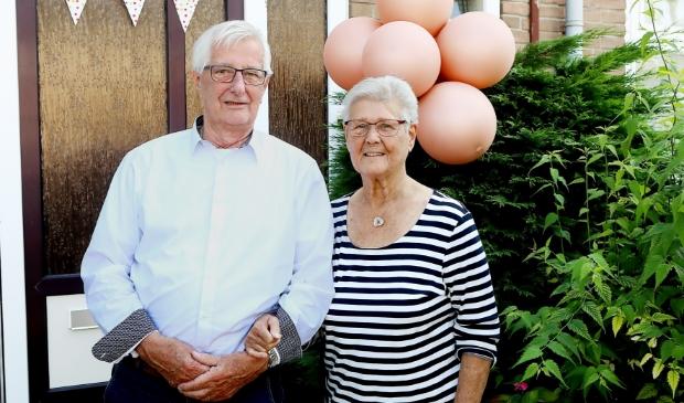 <p>Het echtpaar Lely vierde dinsdag hun 60 jarig huwelijk!</p>